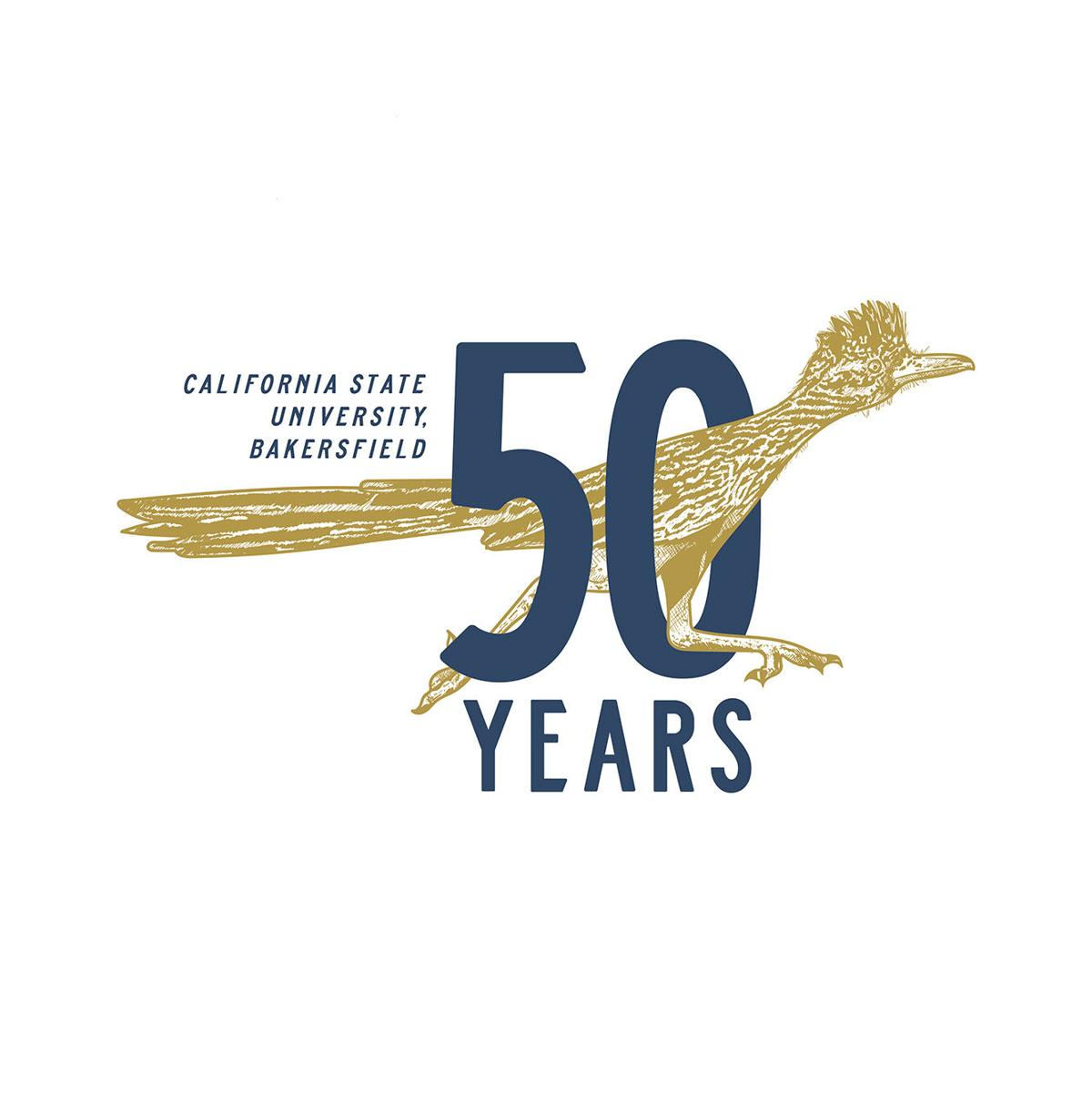 CSUB_50-Year_Logo_All