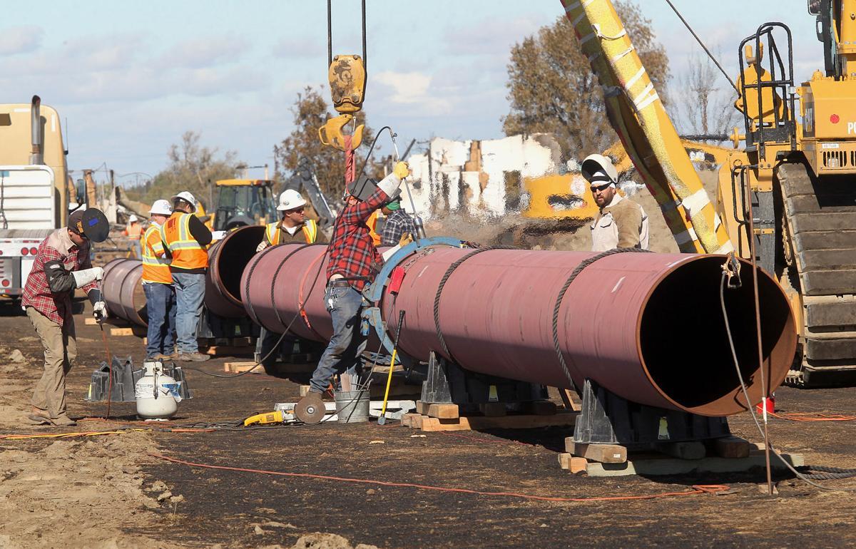 Gas Pipeline Explosion, Repairs Continue