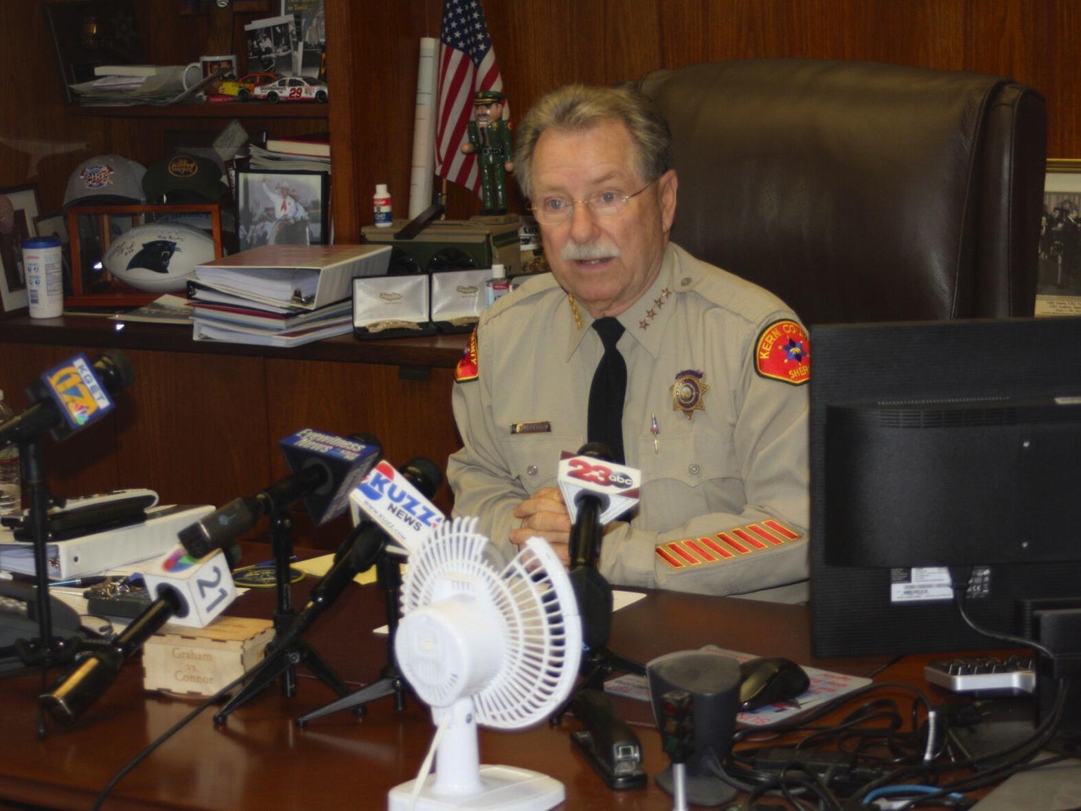 Chp Officer Cdcr Employee Among 15 Arrested In Kcso Online Child Predator Operation Breaking Bakersfield Com