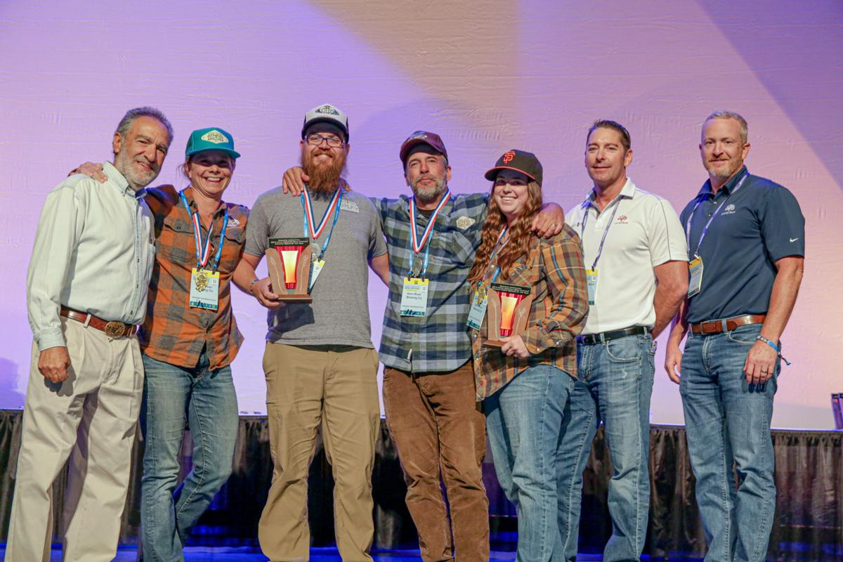 Kern River Brewing Co. at 2019 Great American Beer Festival
