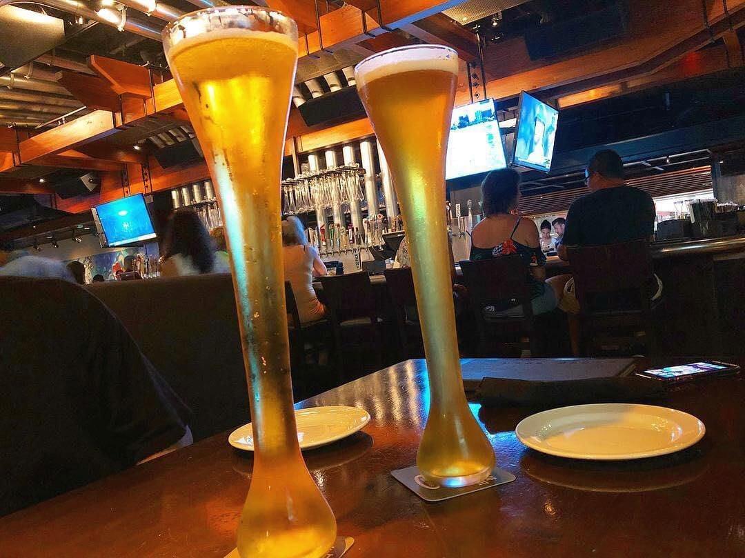 Yard House beer