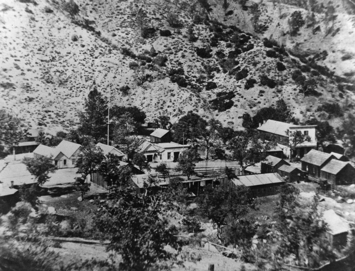 Havilah hilltop