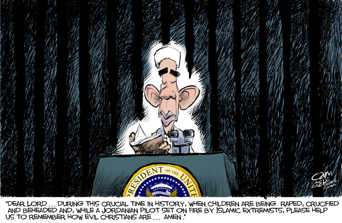 Obama cartoon 1