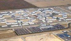 Kern County Map Of Prisons on