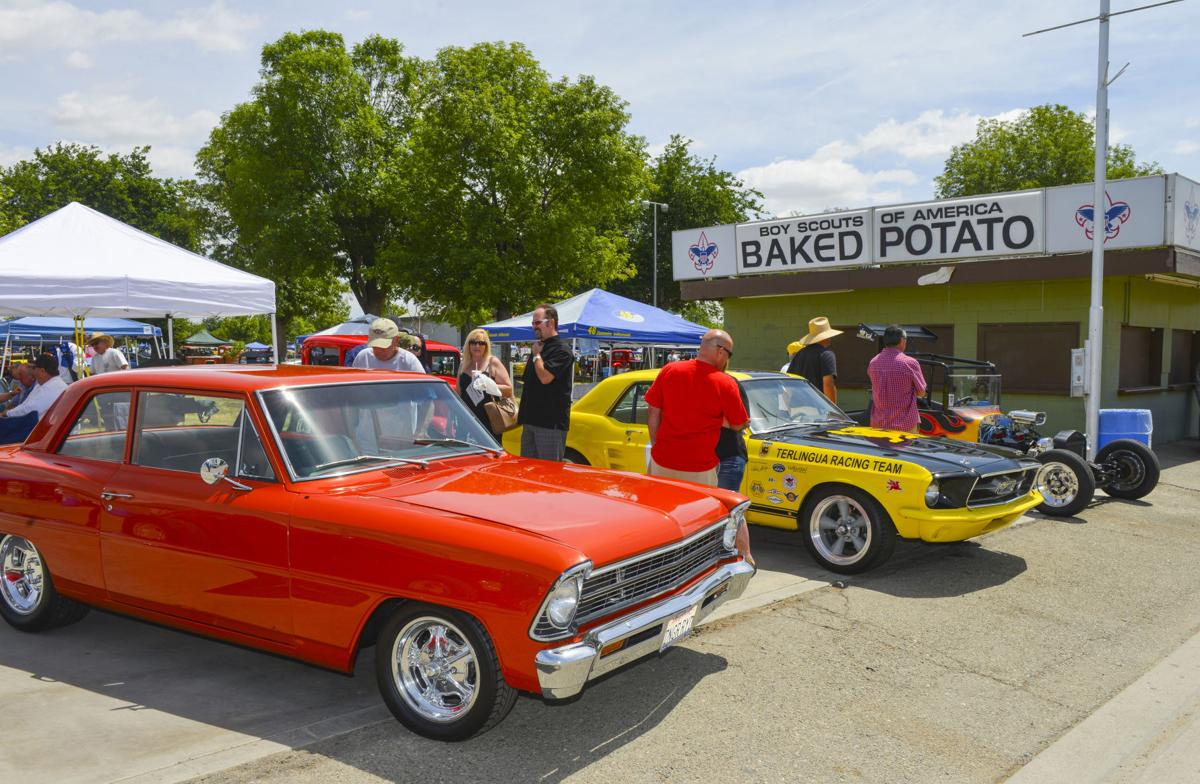 Car lovers, start your engines for street rod show | Archives ...