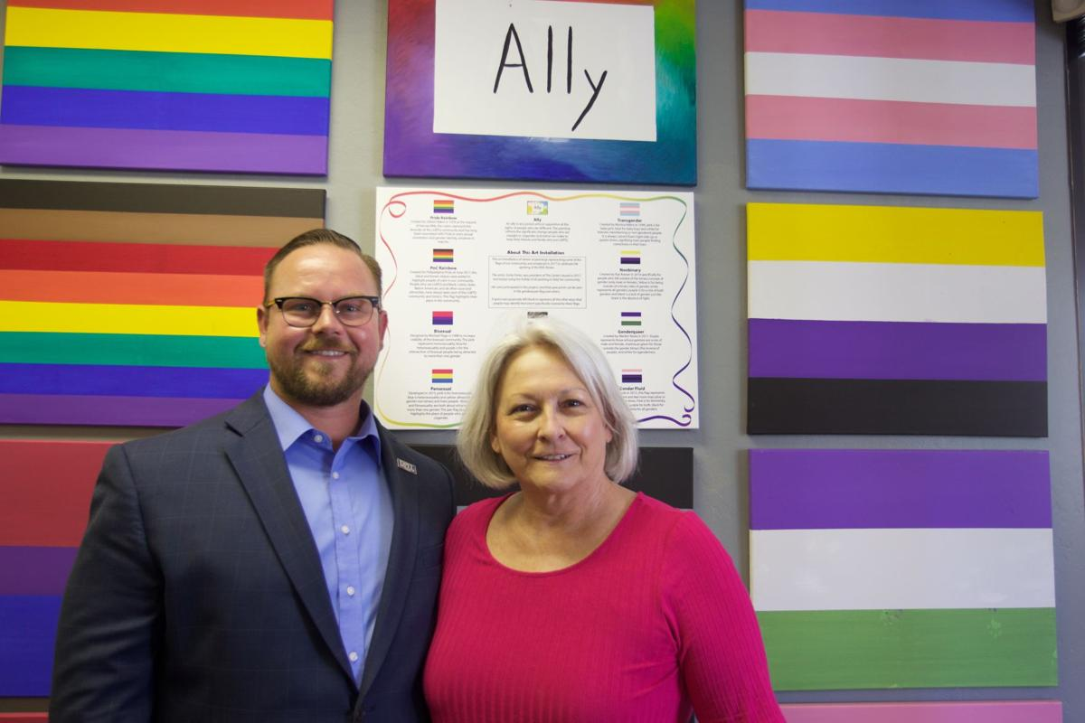 Pride is a moment of reflection': LGBTQ community members share