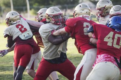 Local football start times pushed back tonight due to heat, air quality