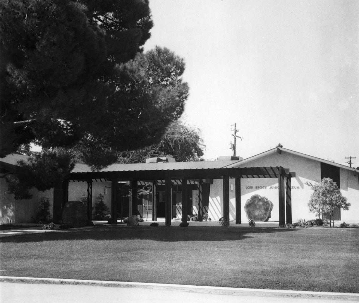Lori Brock Junior Museum, 1976.jpg