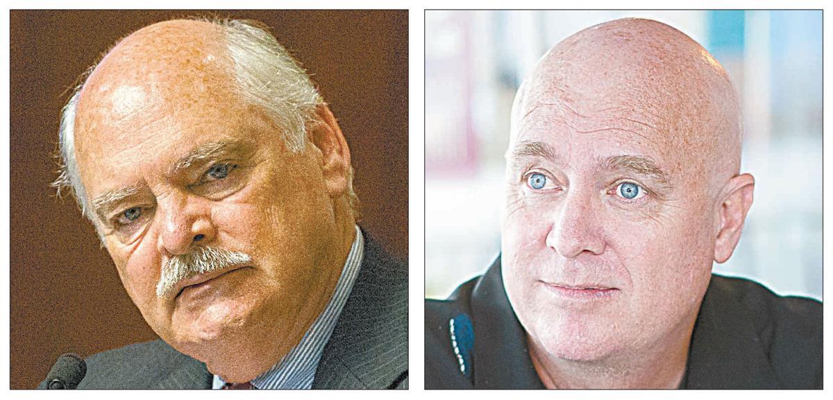 Mike Maggard vs. Jeff Heinle