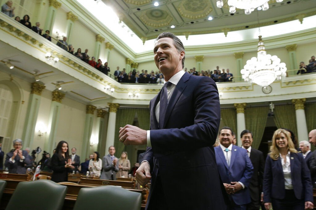 California State of the State