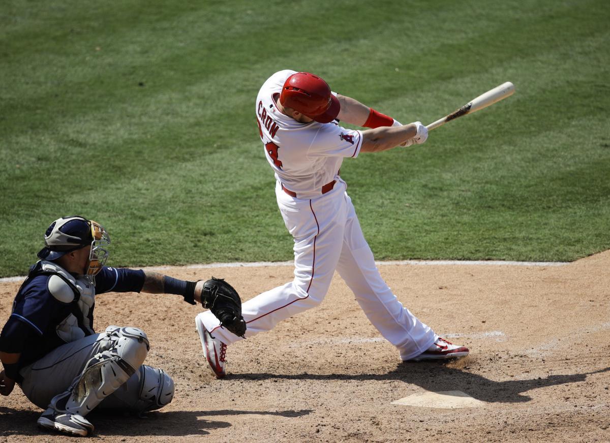 Rays Angels Baseball
