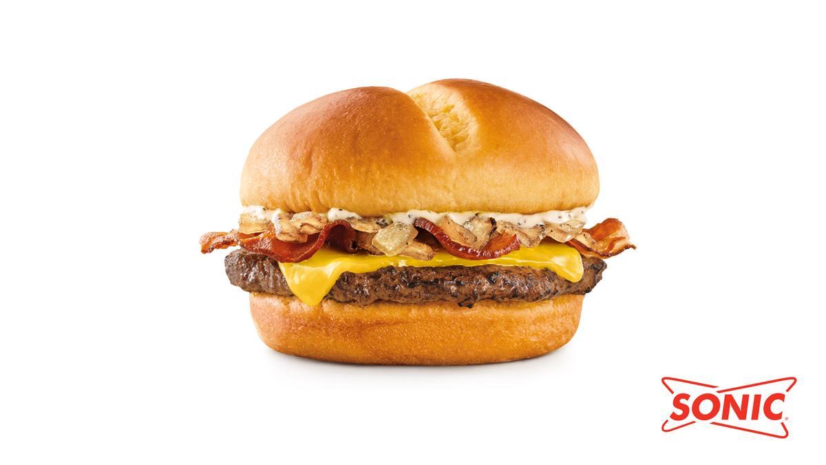 steakhouse bacon cheeseburger