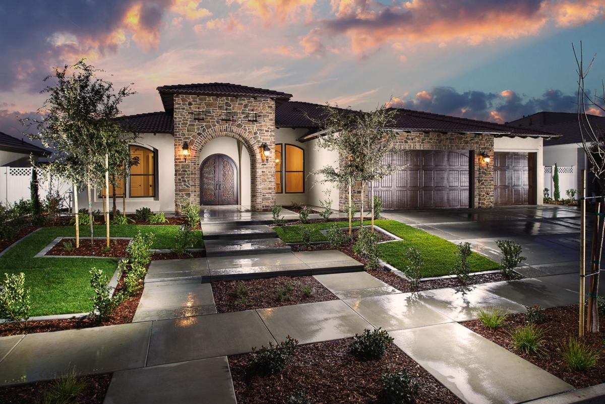 Homes For Sale In Bakersfield >> New Homes Are On The Rise In Bakersfield Real Estate Market
