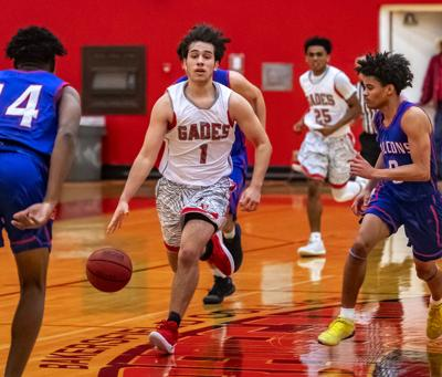 Anieus Medrano BC basketball