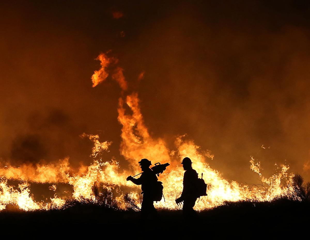 Erskine Fire File Photo