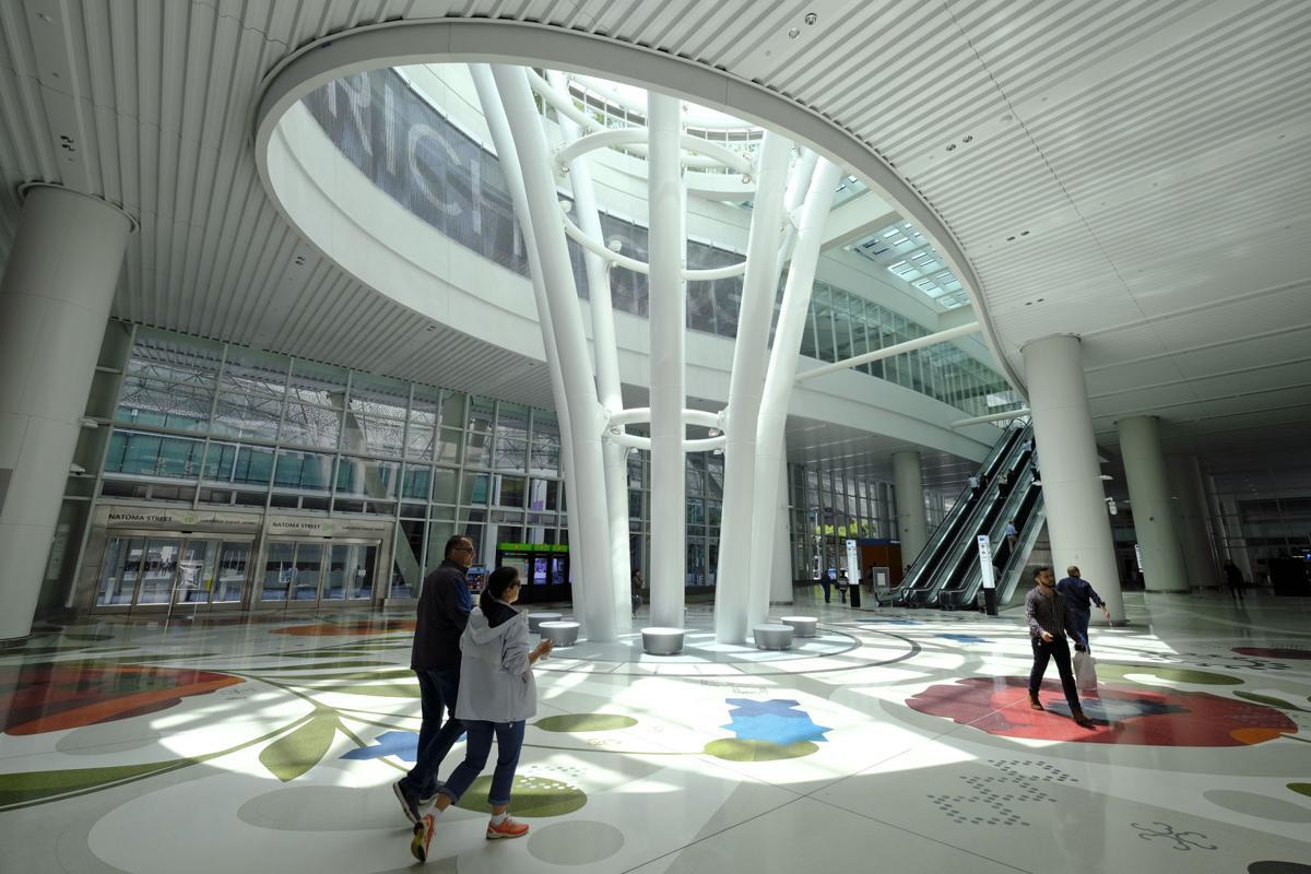 San Francisco $2 Billion Terminal
