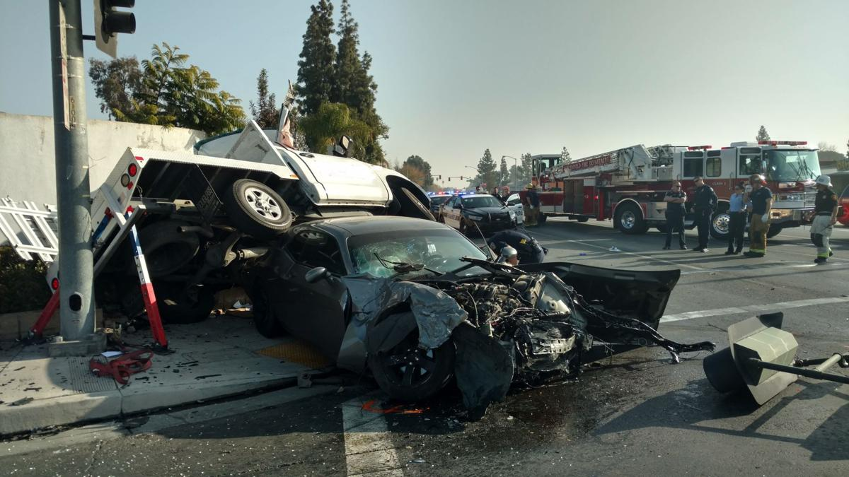 Man seriously injured in car accident | Breaking | bakersfield com