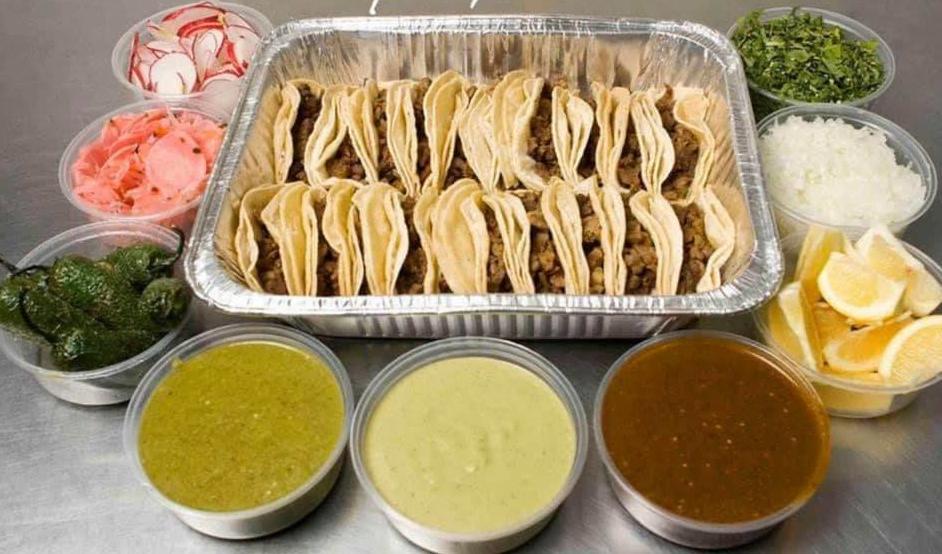 Los Tacos de Huicho