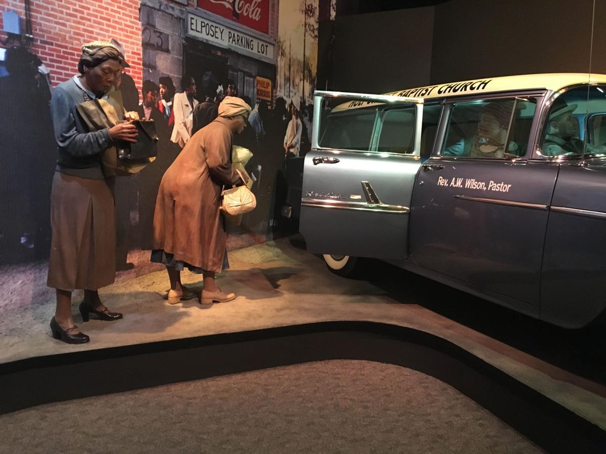 Drive 58, remember civil rights icon Rosa Parks