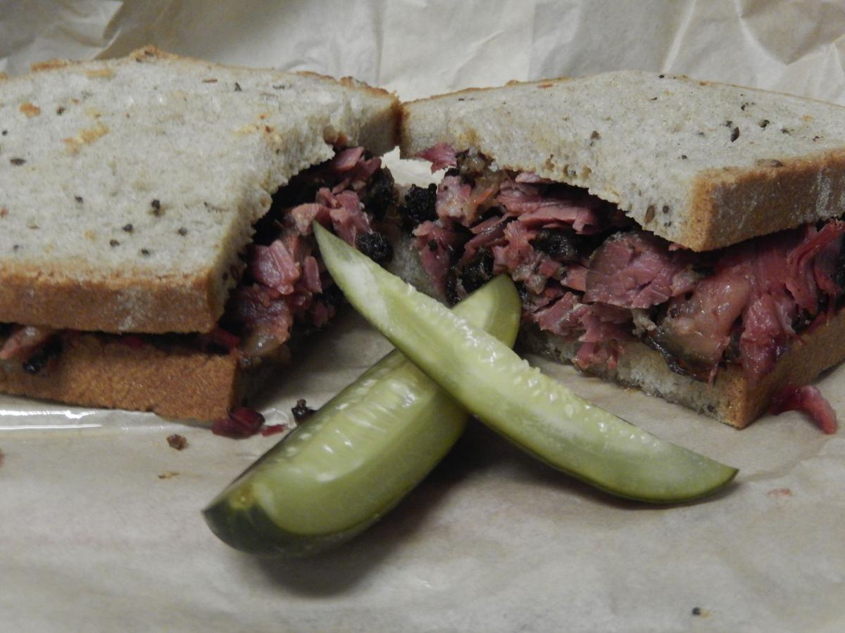 THE DISH: Check out this deli-cious Sunday dinner option