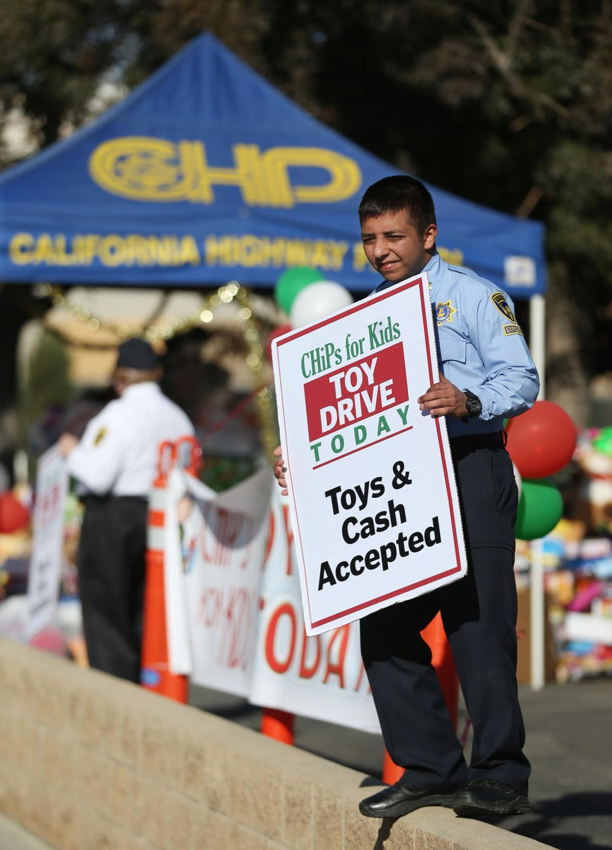 CHiPs toy drive