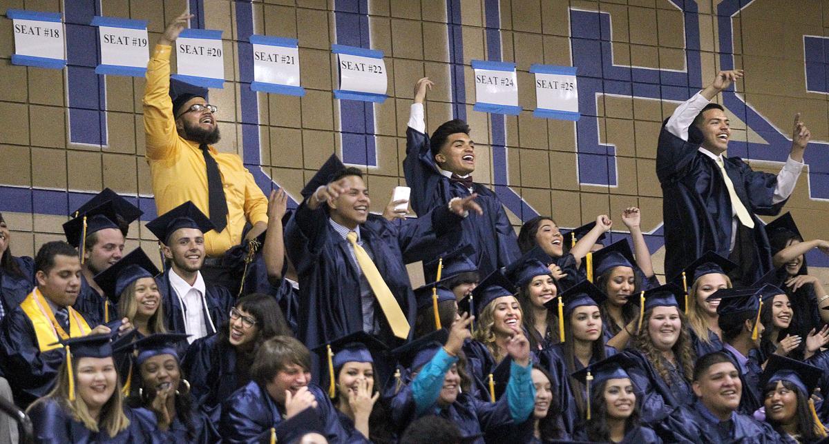 Graduation 2015 Golden Valley High School Photo Gallery News