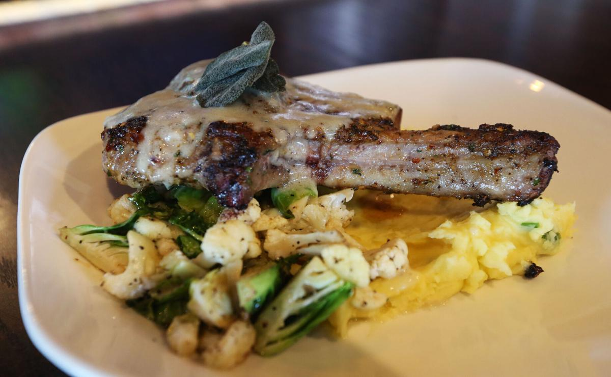 SocialHouse pork chop