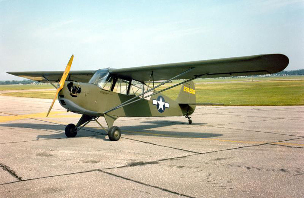 Minter-Field-Air-Museum-L-3-observation-and-liaison-aircraft