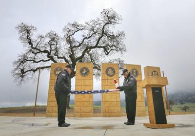 Ceremony bestows full military honors to veterans without family buried at Bakersfield National Cemetery