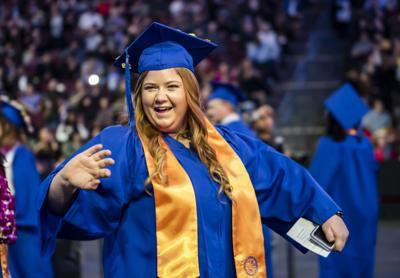 CSUB 2019 Mid Term Graduation