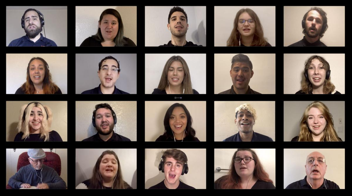 Virutal Choir CS 2020