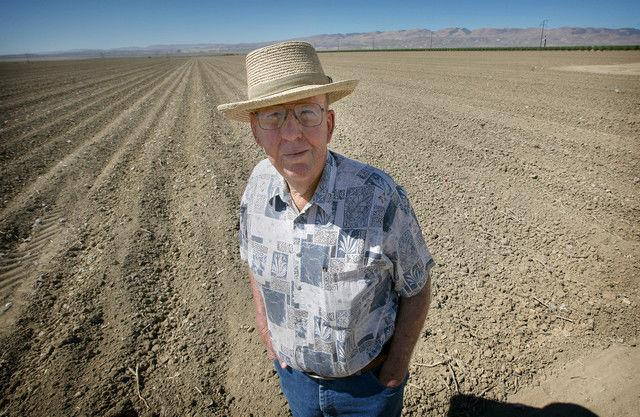 Fred Starrh, 1929-2019: Local farmer took on local oil company, rose to national leadership