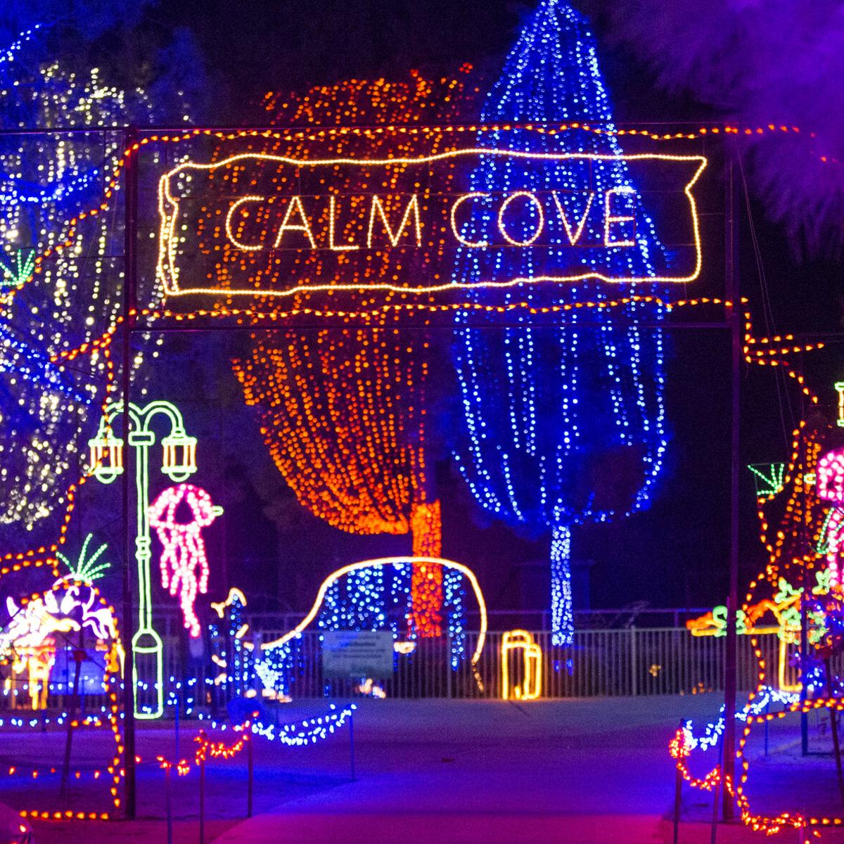 Where To See Christmas Lights Near. Bakersfield Ca 2021 The Most Wonderful And Safe Time Of The Year Holiday Lights At Calm Zoo Returns As A Drive Thru Event Bakersfield Life Bakersfield Com