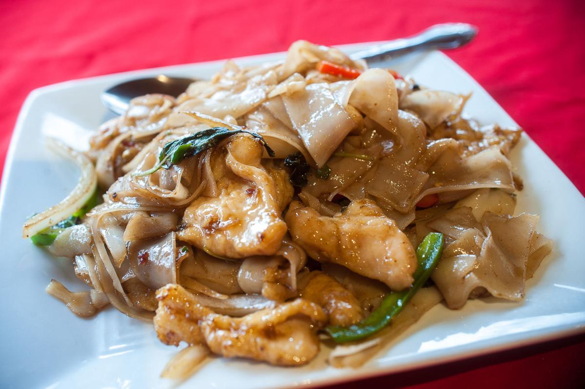Shangri-La Asian Bistro & Bar Drunken Noodles