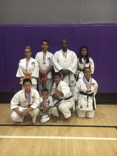 Japan Martial Arts academy of Bakersfield competes in karate tournament