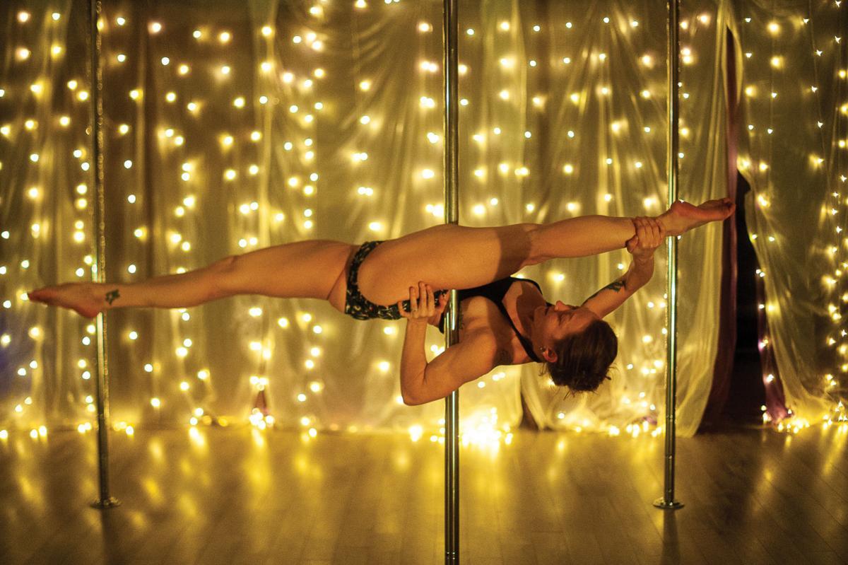 Royalty Pole Dance