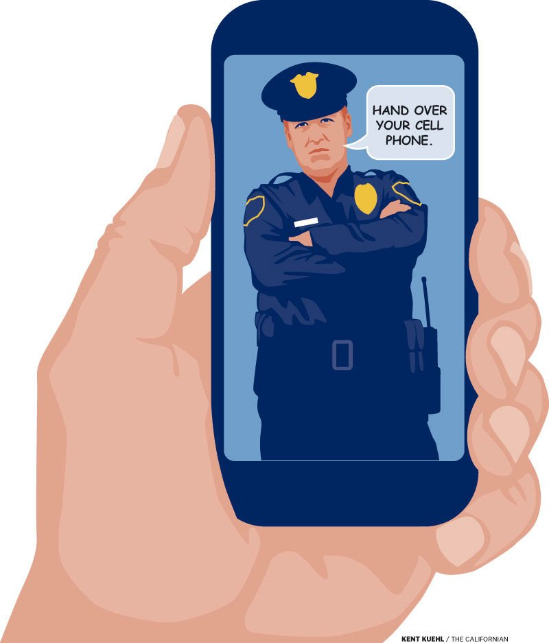 Seizure Of Cell Phones As Evidence A Murky Area Of Law