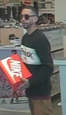 Famous Footwear Suspect 1