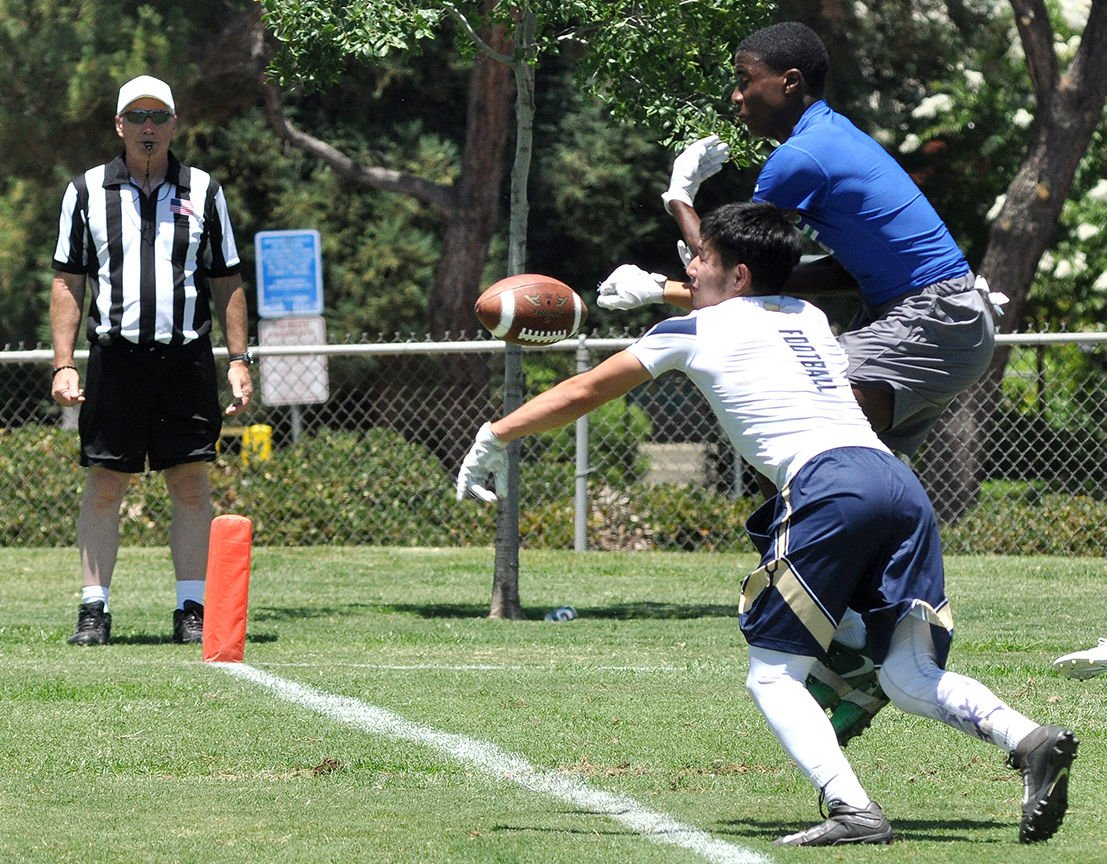 DHS Fresno State 7 on 7