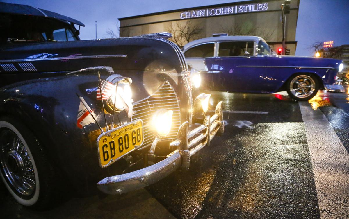 Cruize Night harkens back to old times | News | bakersfield.com