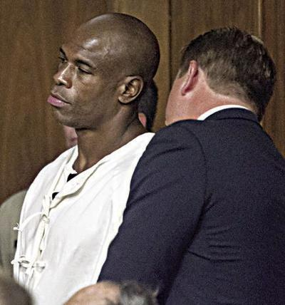 Lawrence Phillips Murder Arraignment