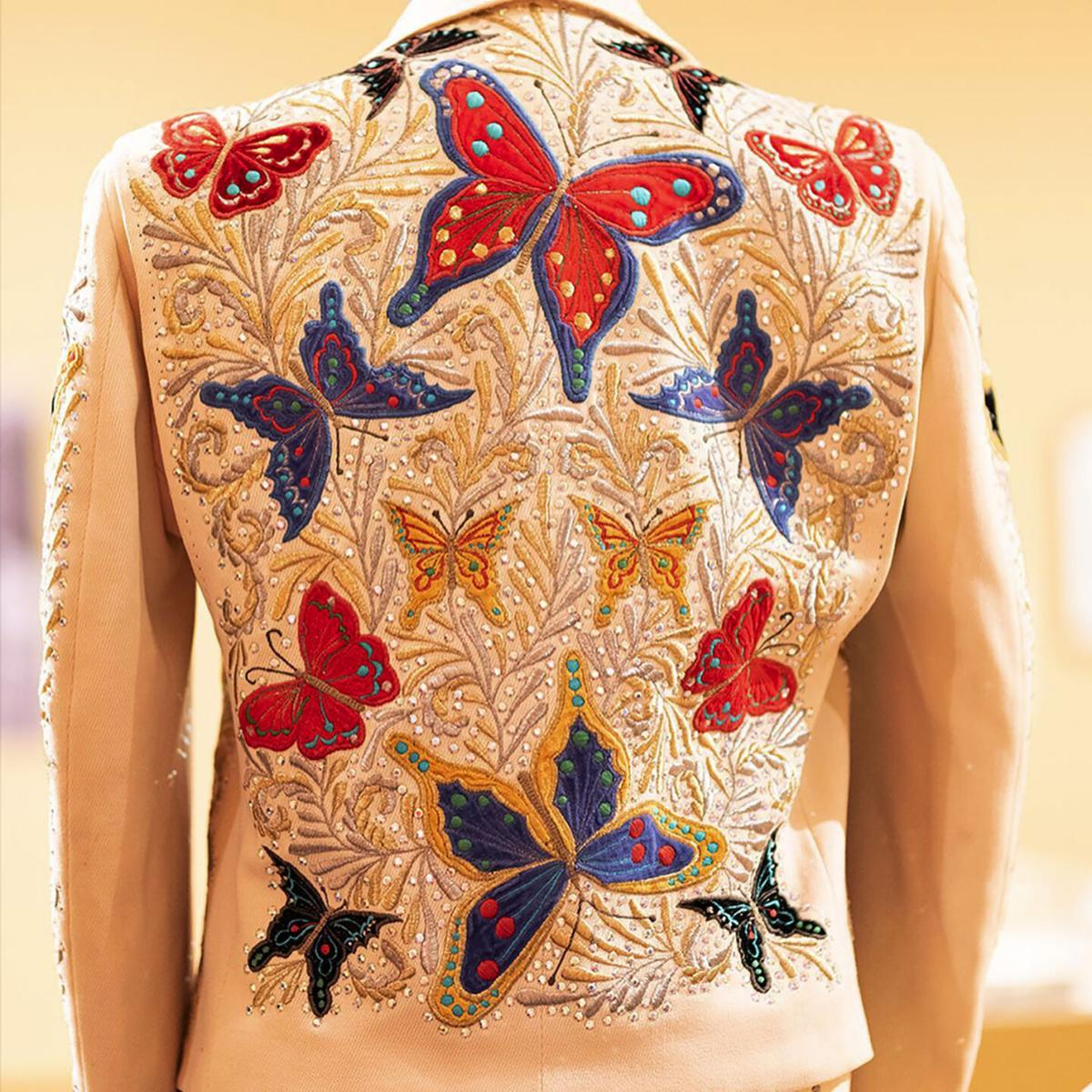 nudie butterfly suit