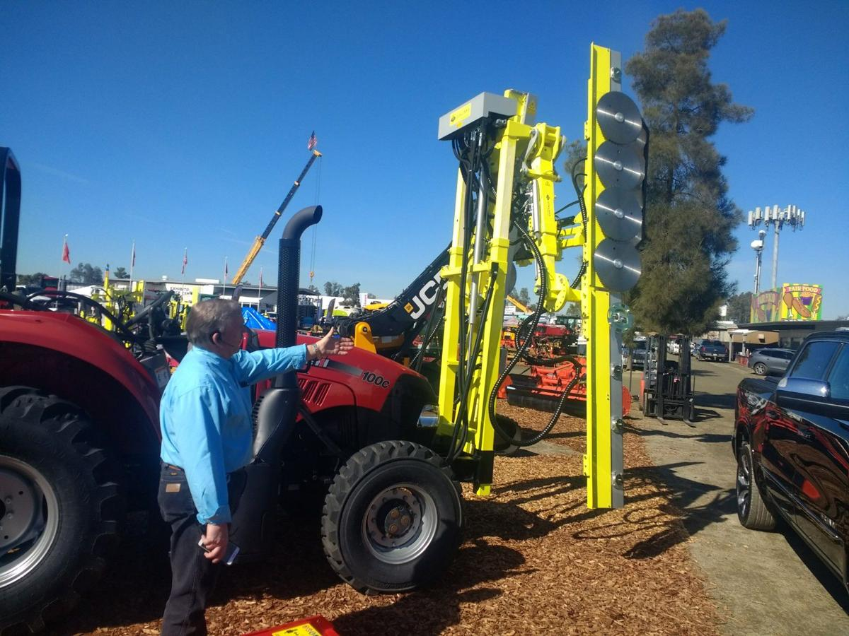 Seven cool things to check out at the World Ag Expo