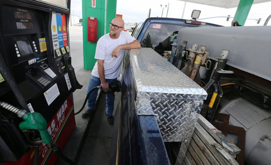 'Yikes!': Motorists wince as gas prices continue their upward climb