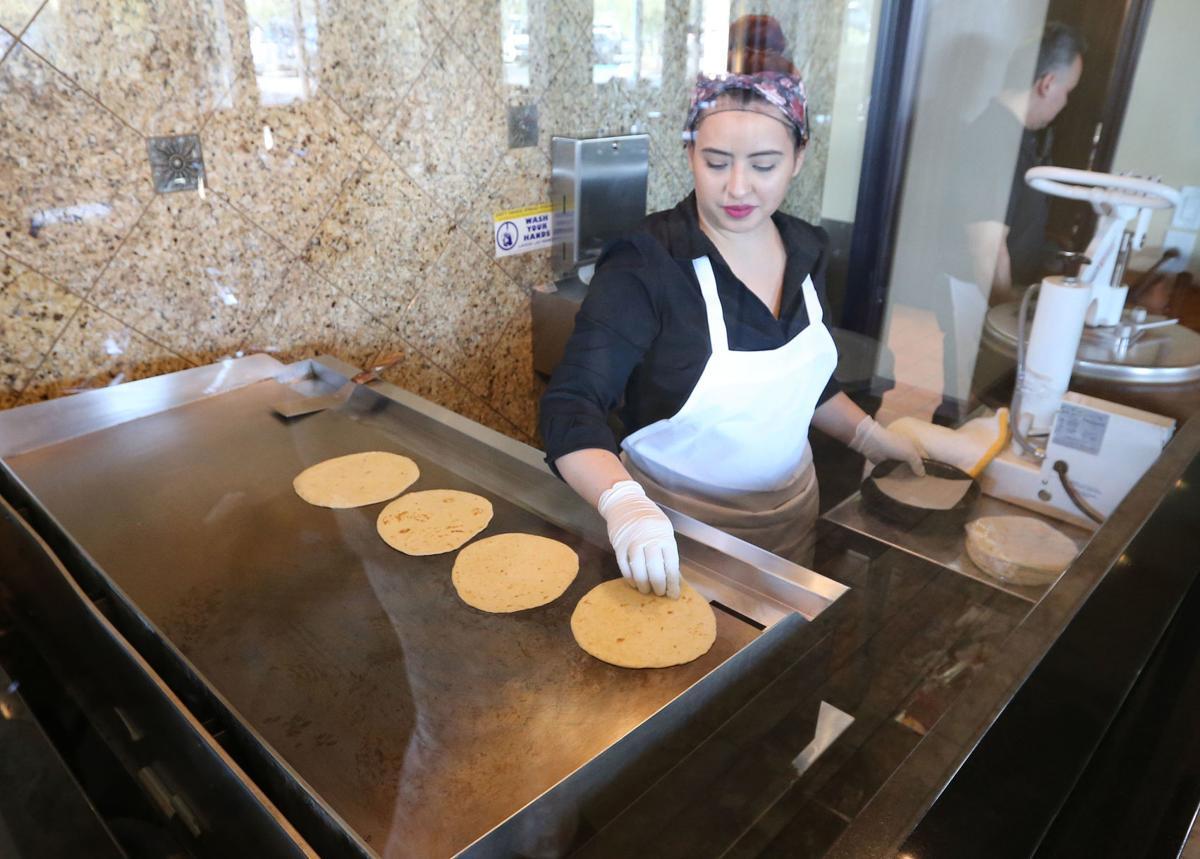Sol tortillas