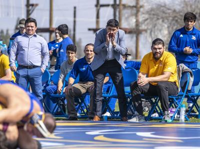 Az St at CSUB Wrestling13