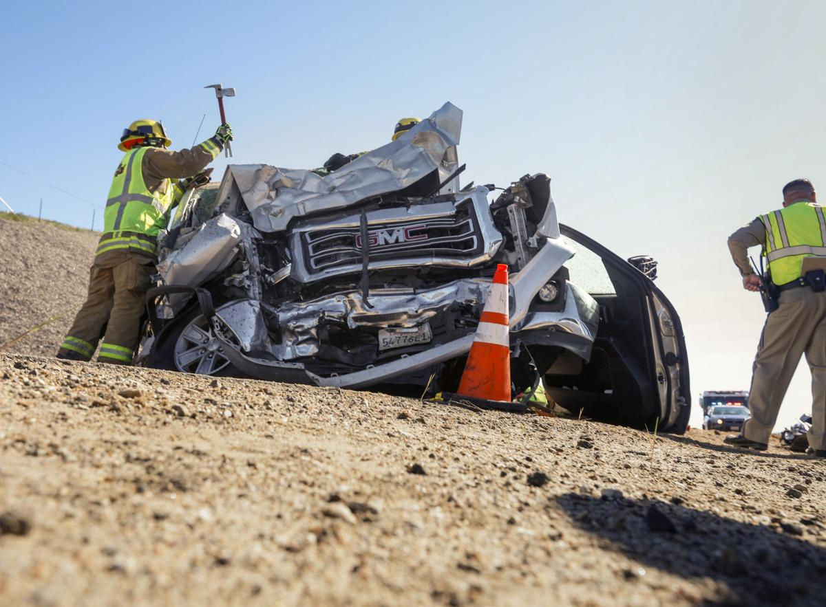Fatal traffic accident on Highway 46 claims Bakersfield man's life