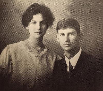 Harold and Grace Brown.jpg 150th