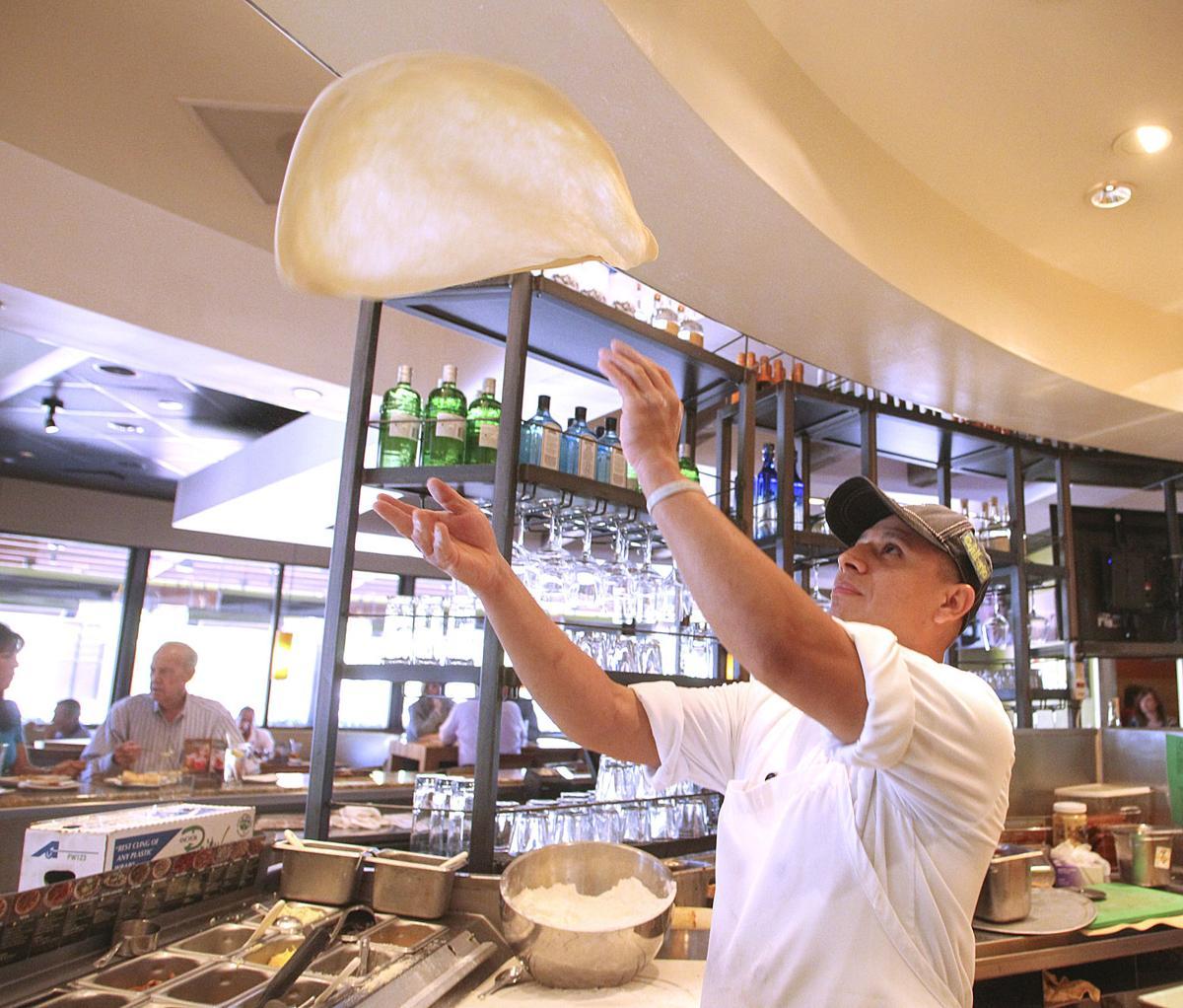 California Pizza Kitchen Bakersfield