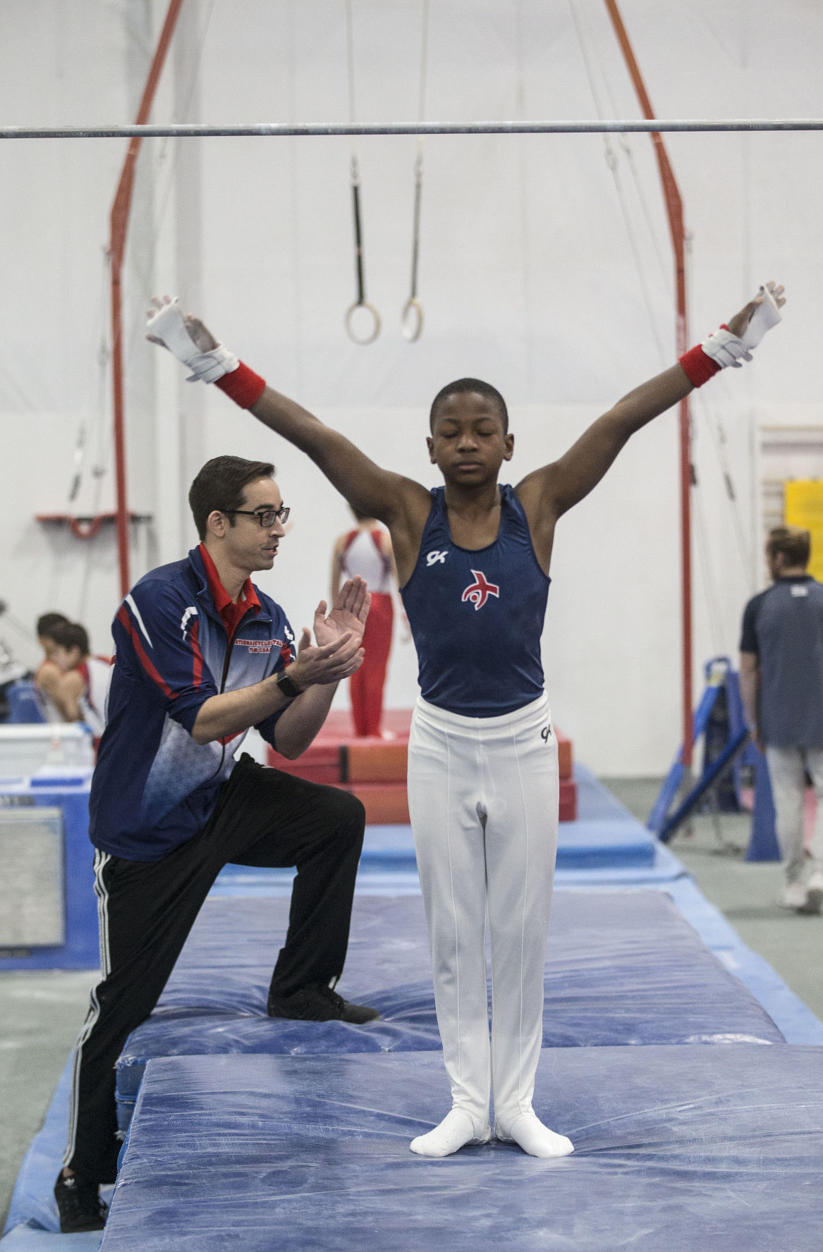 Highlanders shine at Team Gymnastics competitions